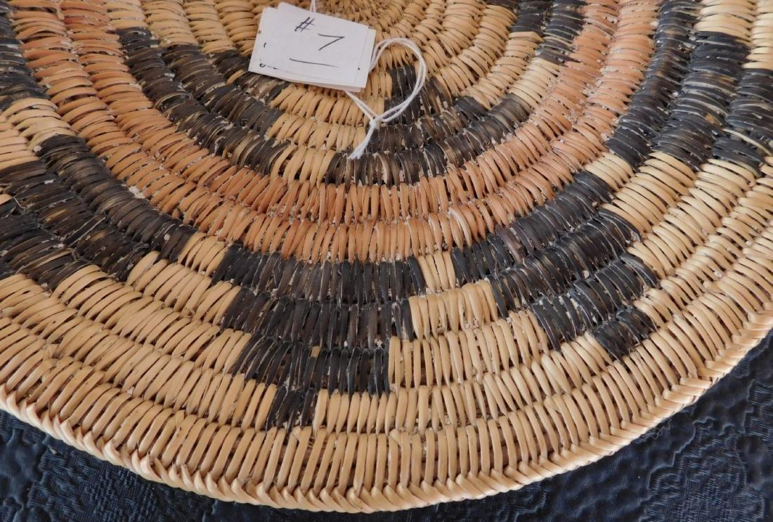 Navajo Wedding Basket - 4