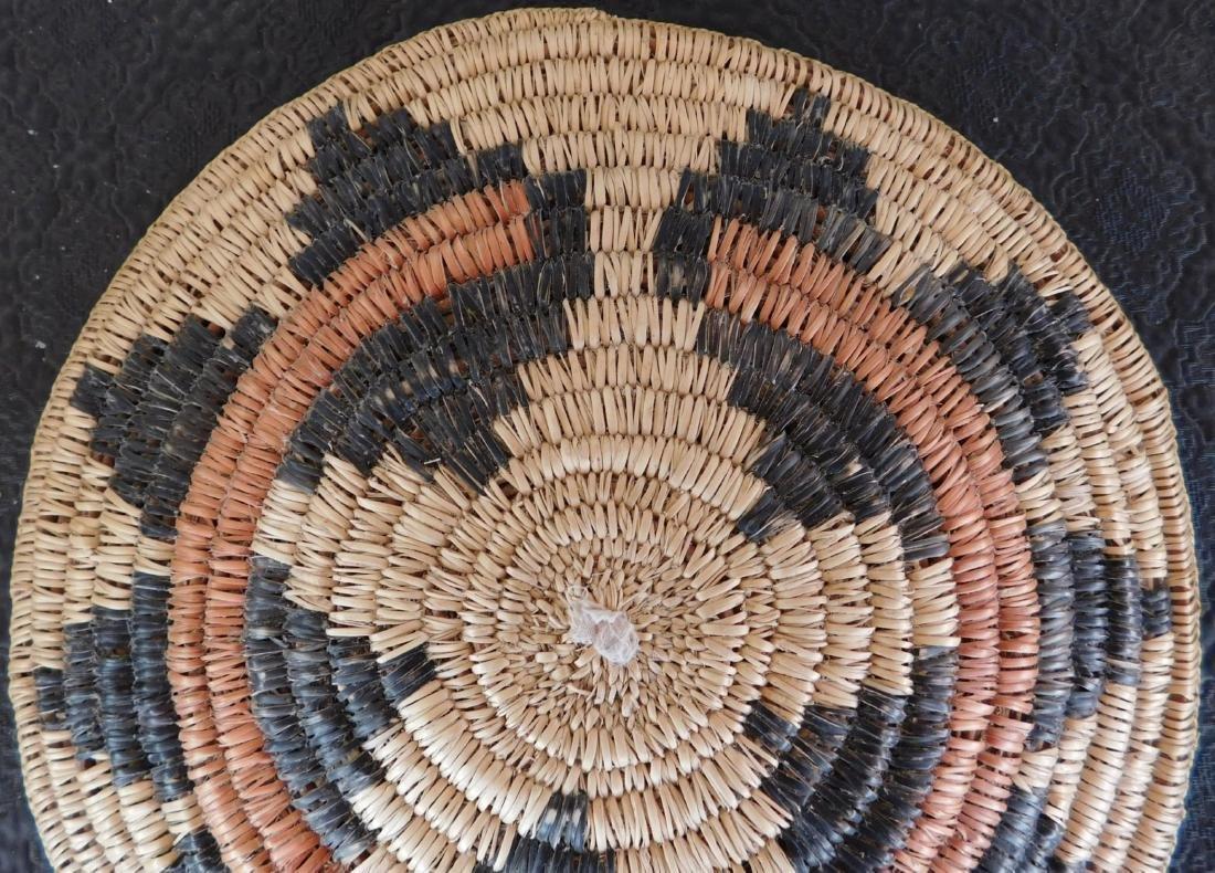 Navajo Wedding Basket - 9