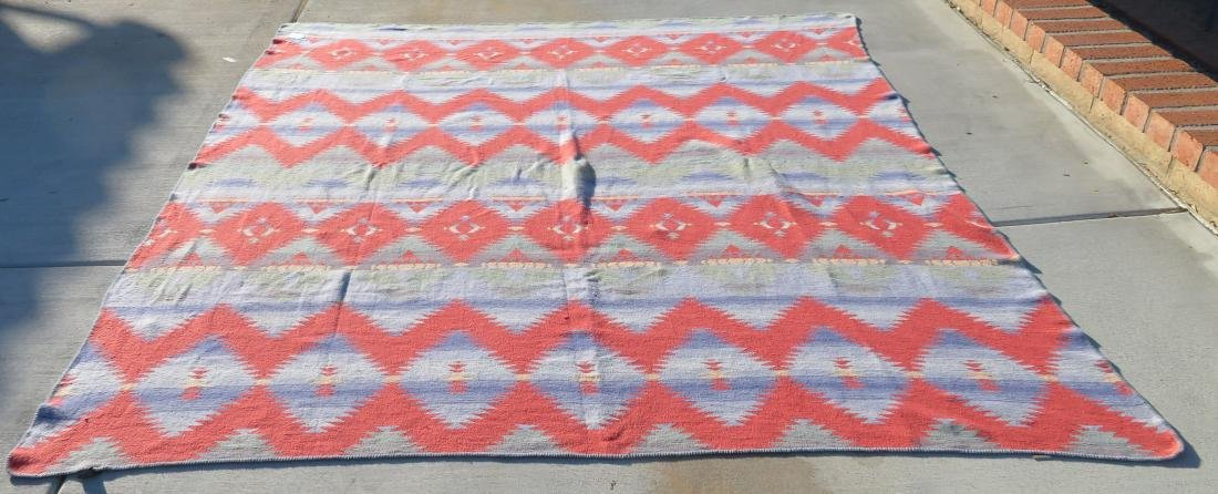 Large Native American-style Blanket