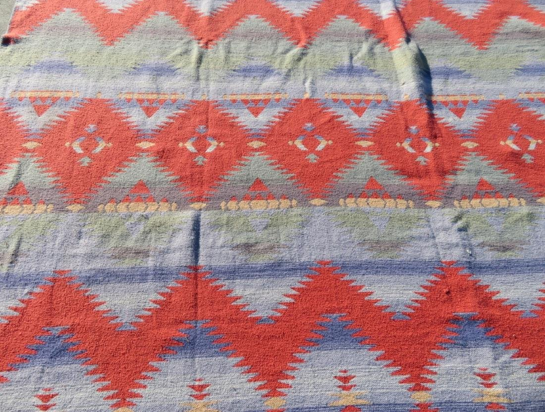 Large Native American-style Blanket - 3