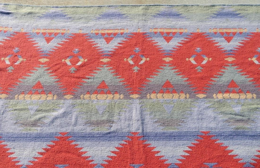 Large Native American-style Blanket - 4