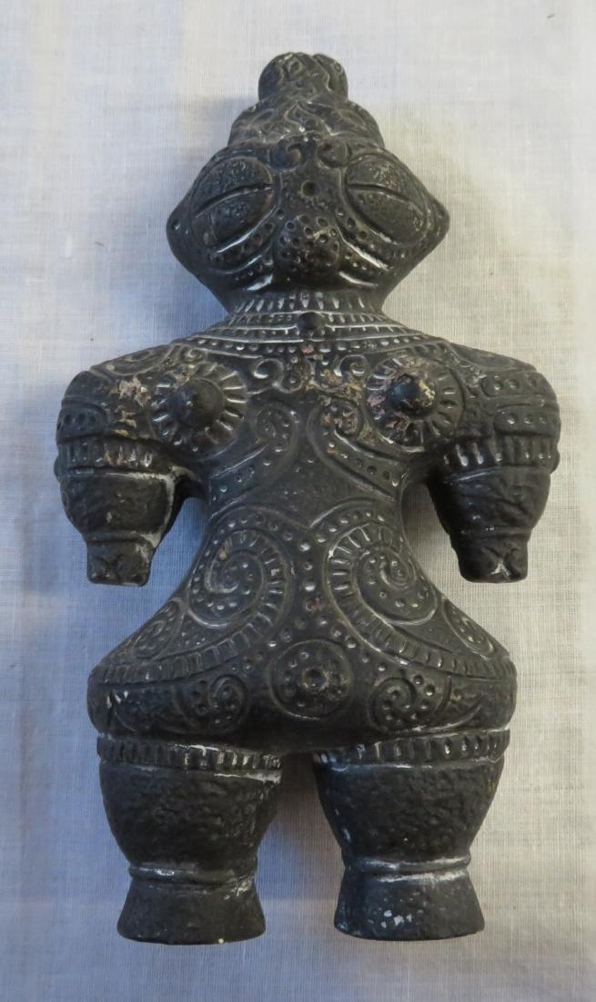 Bronze Effigy Cannon - 6