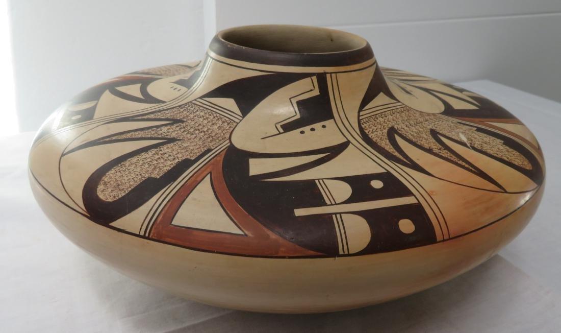 Large Hopi Olla - 3
