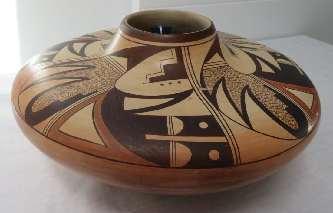 Large Hopi Olla - 4