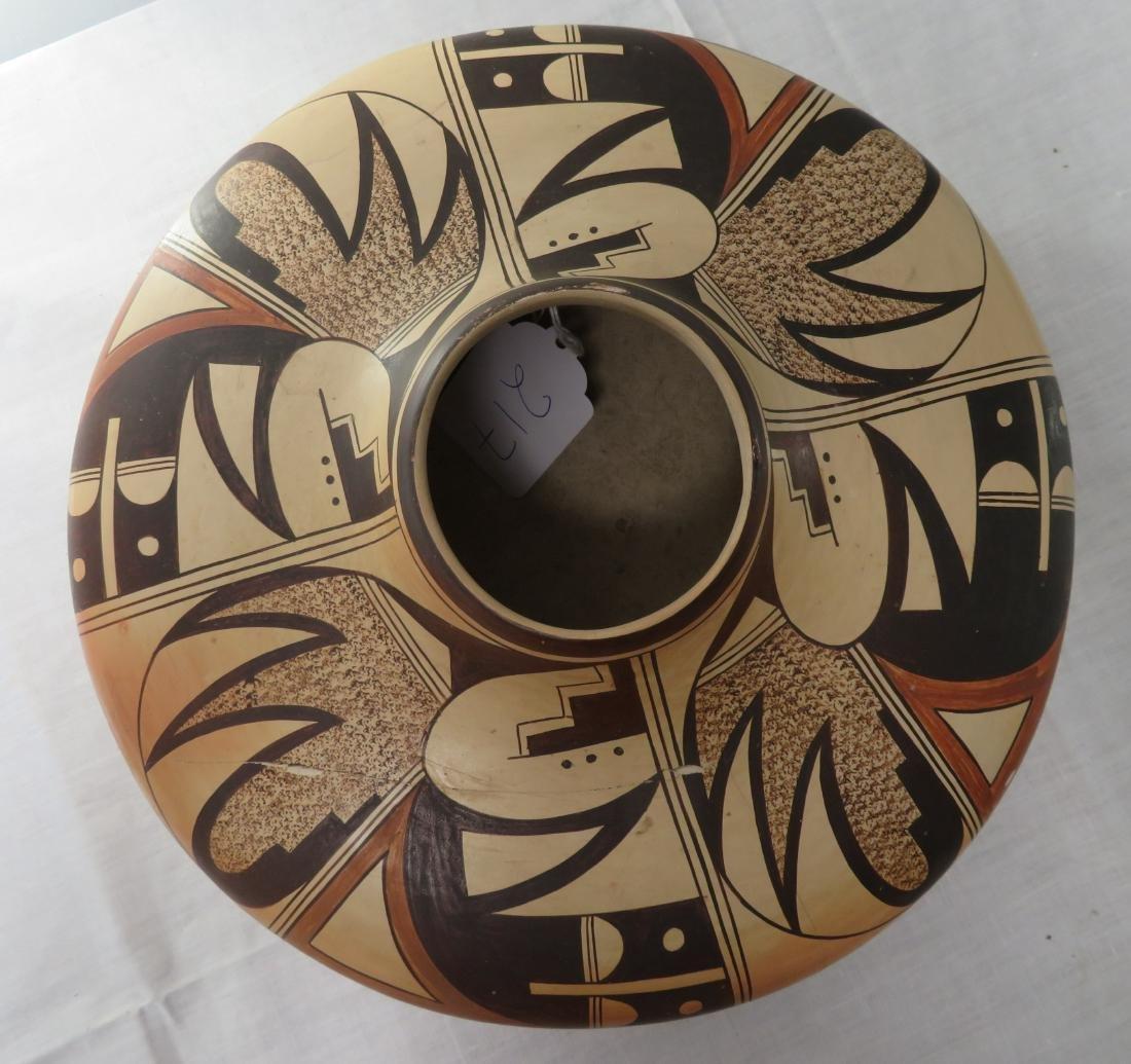 Large Hopi Olla - 5