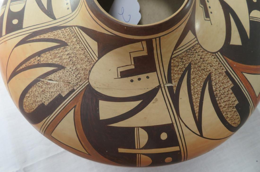 Large Hopi Olla - 6