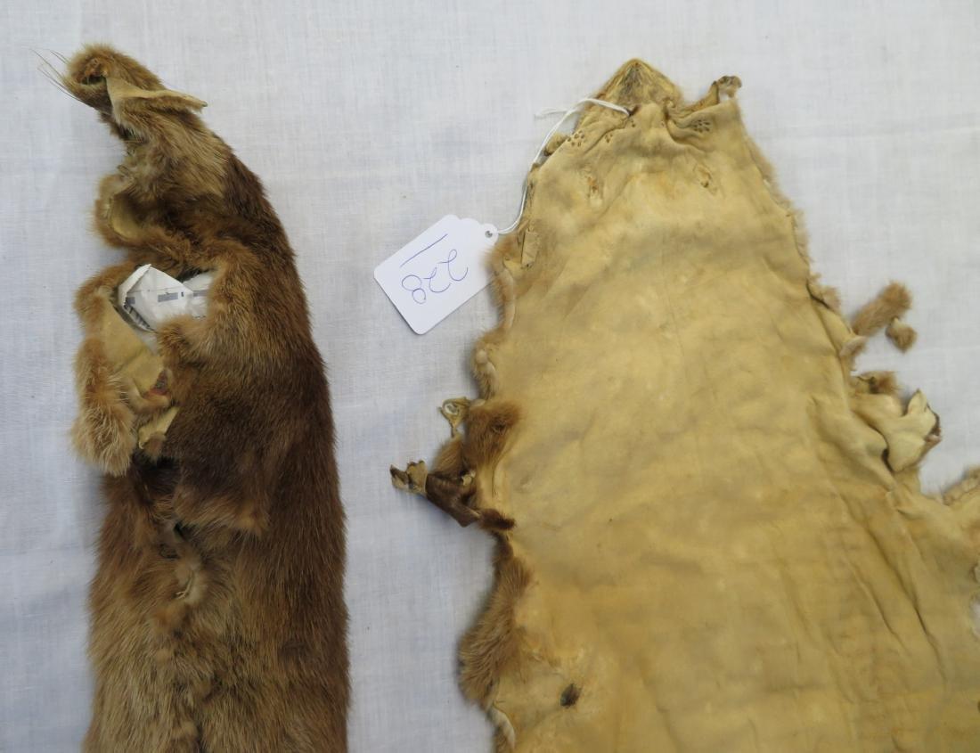 Beaded Otter Hide - 7