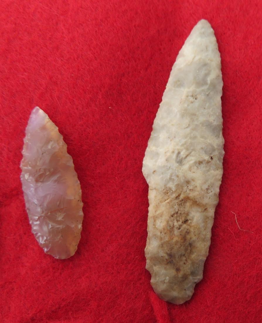 Bolivian Paleo Points w/Helm COA - 6