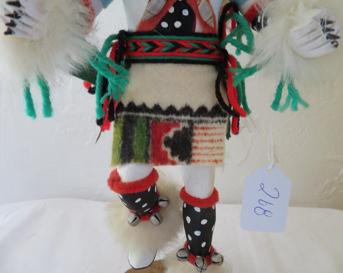 Hopi White Bear Kachina - 4