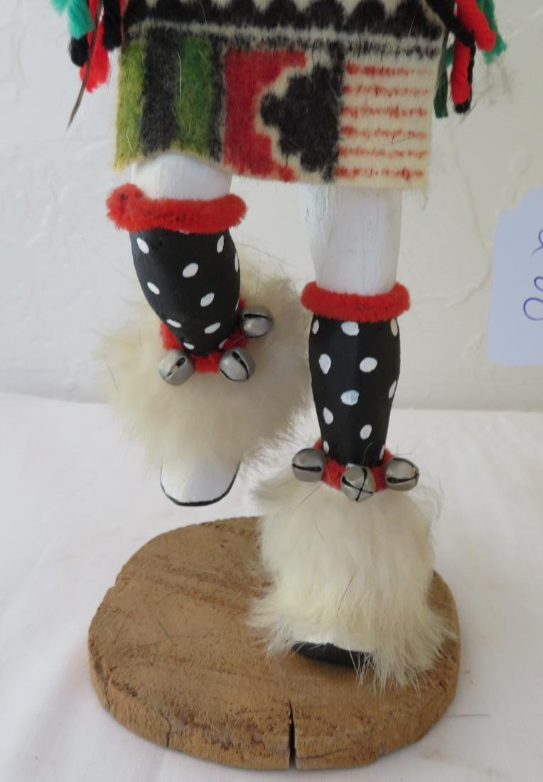 Hopi White Bear Kachina - 5