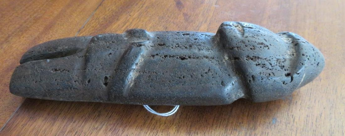Mezcala Stone Figure - 5