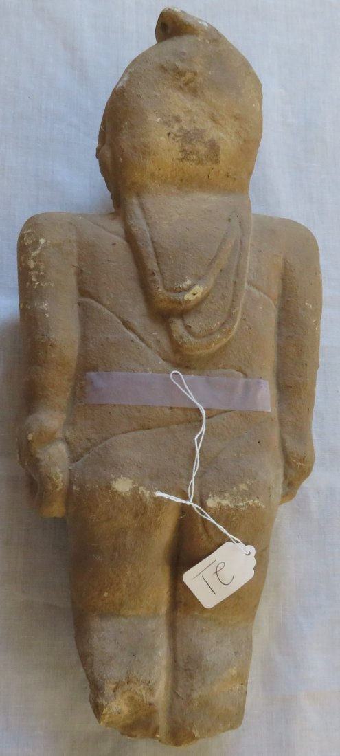 Standing Female Burial Figure - 7
