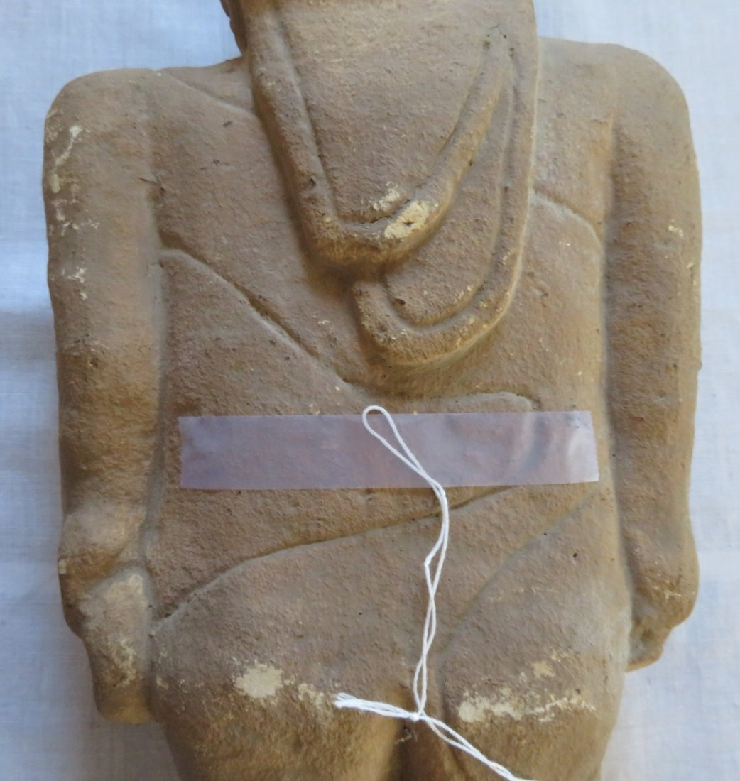 Standing Female Burial Figure - 9