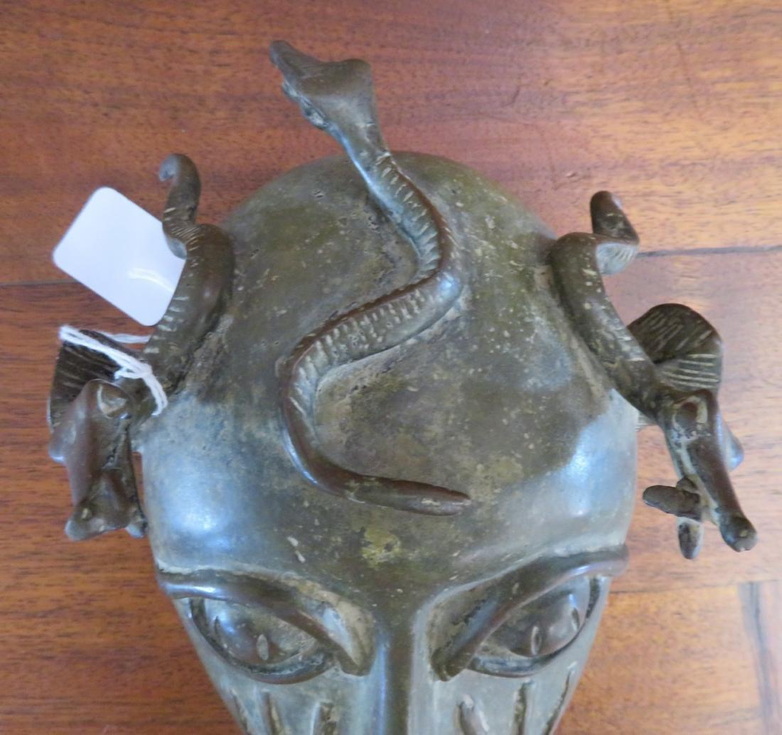 Benin Cat Bronze - 2