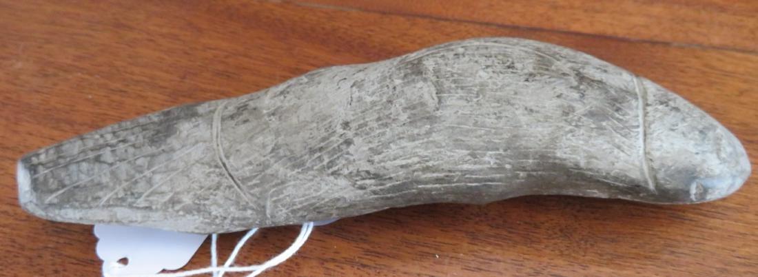 Seal Stone Effigy - 6