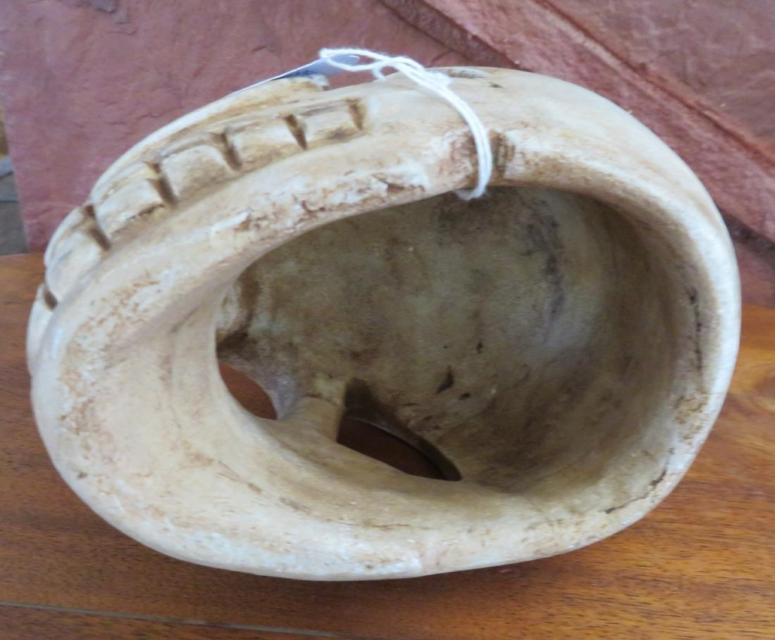 Aztec Stone Skull - 7