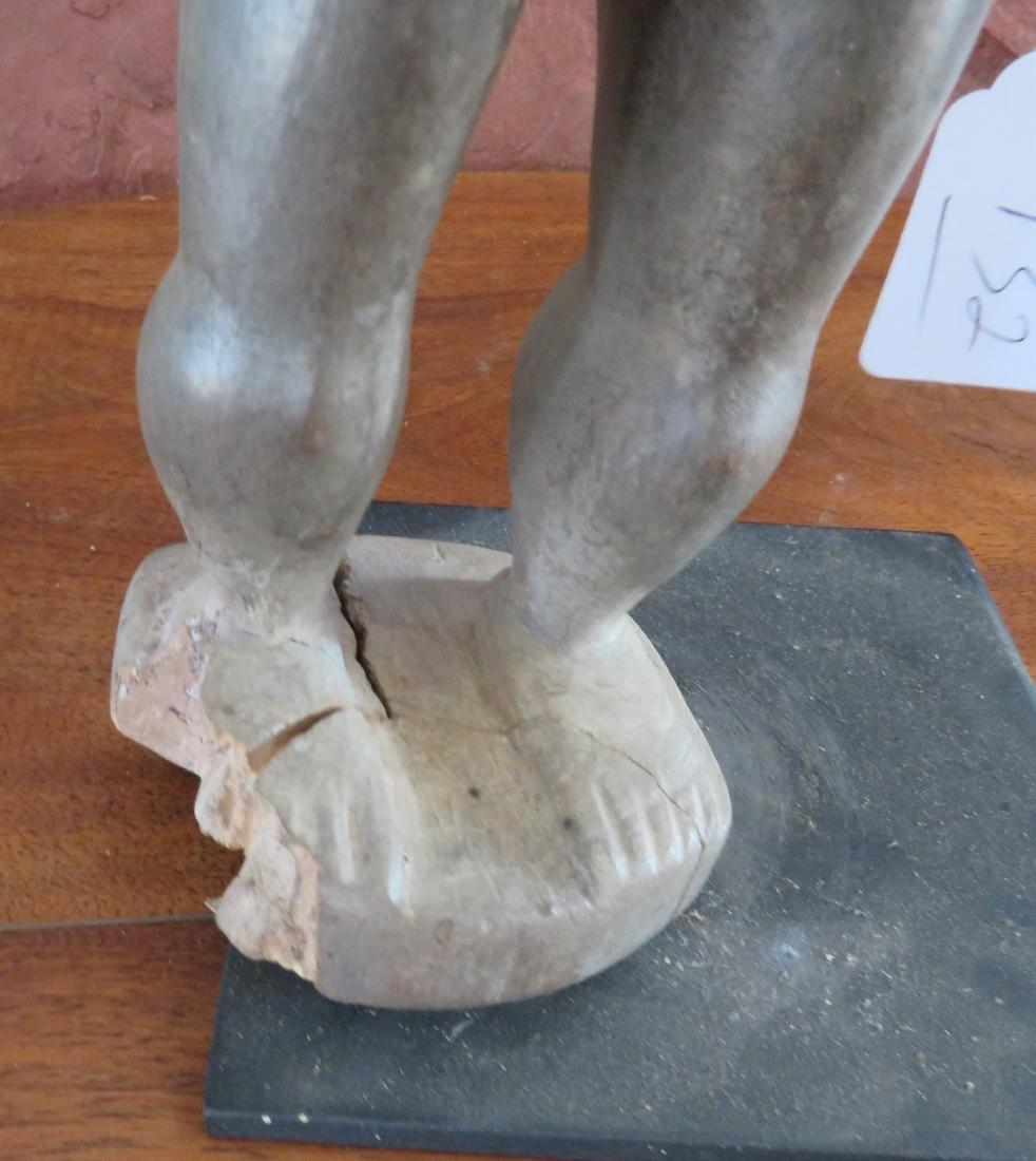 Baule Female Figure w/Stand - 9