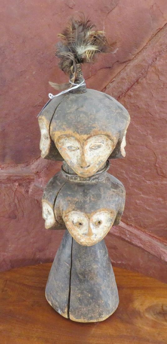 African Lega Fetish Object