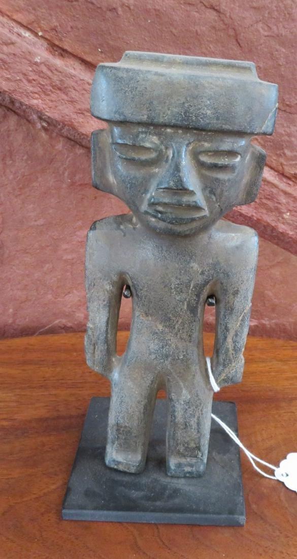 Teotihuacan Figure w/Stand