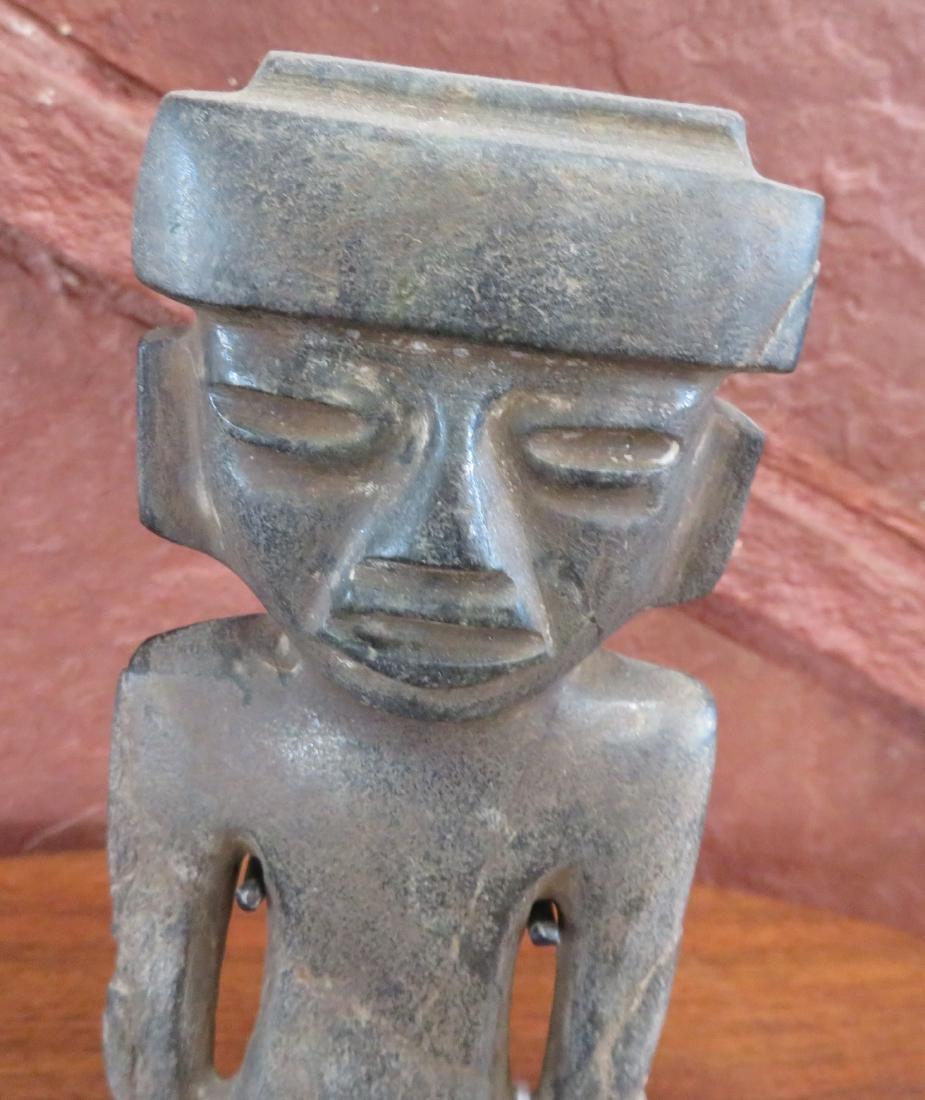 Teotihuacan Figure w/Stand - 2