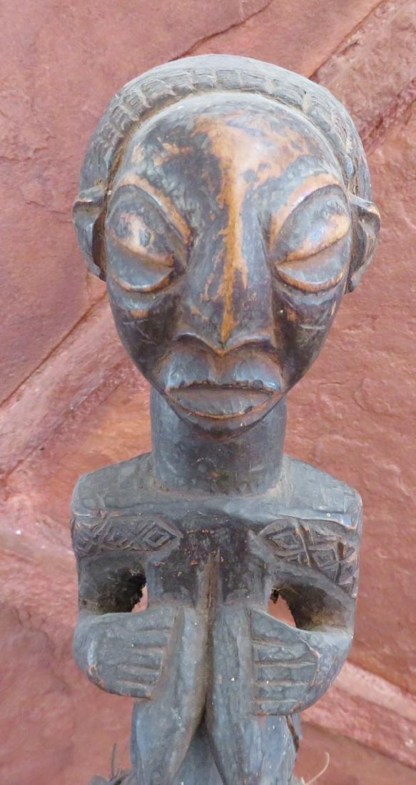 African Luba Fetish Figure - 2