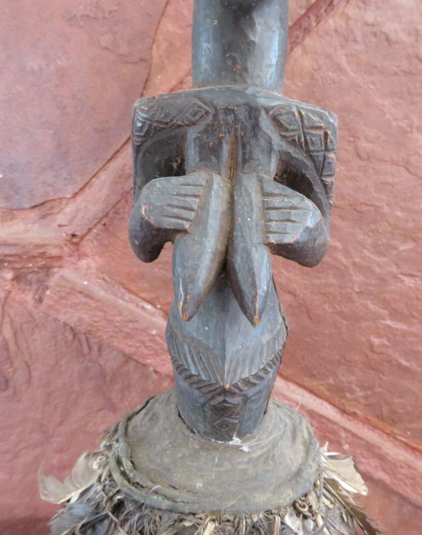 African Luba Fetish Figure - 3