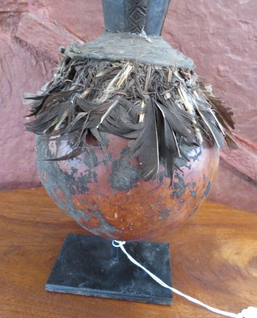 African Luba Fetish Figure - 4