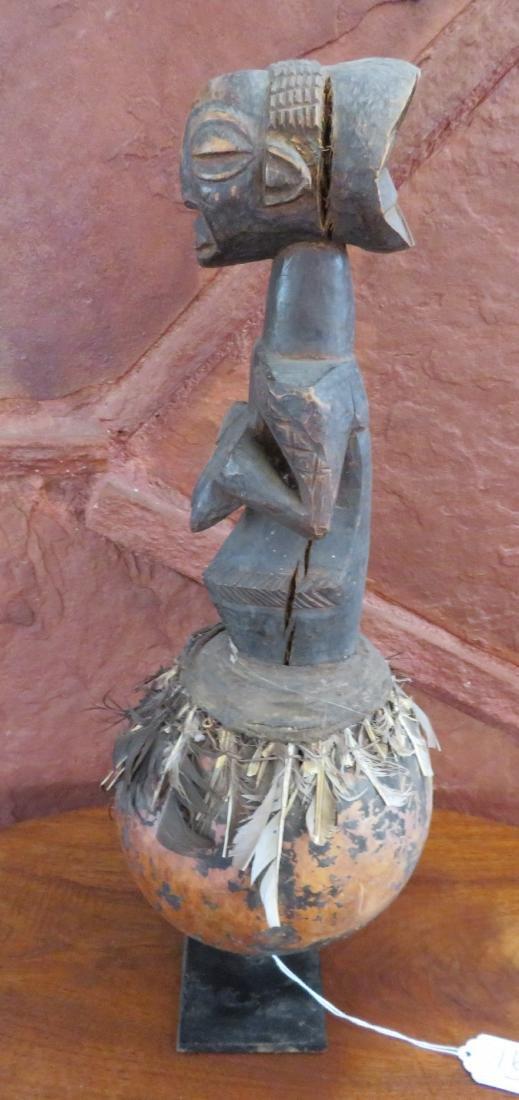 African Luba Fetish Figure - 5