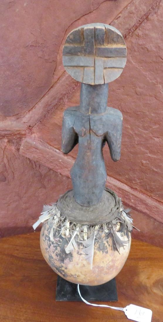 African Luba Fetish Figure - 6