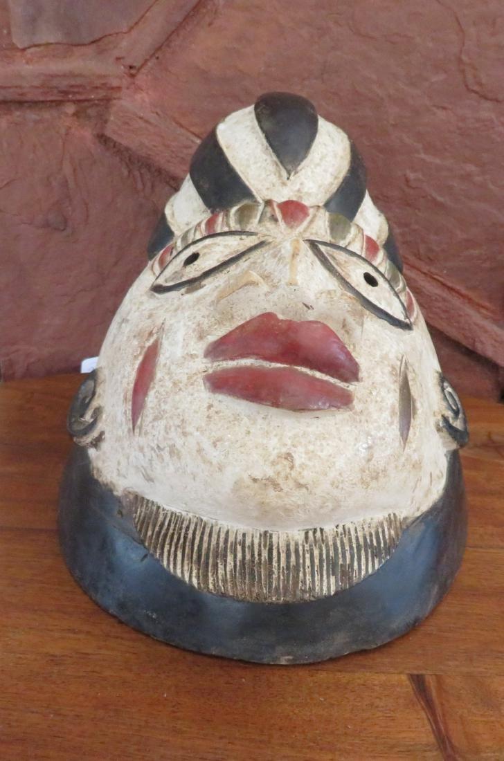 Yoruba Gelede Mask - 2