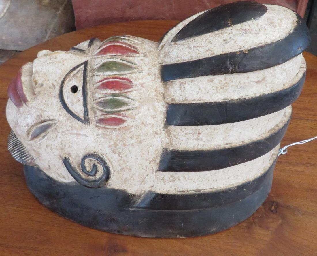 Yoruba Gelede Mask - 3