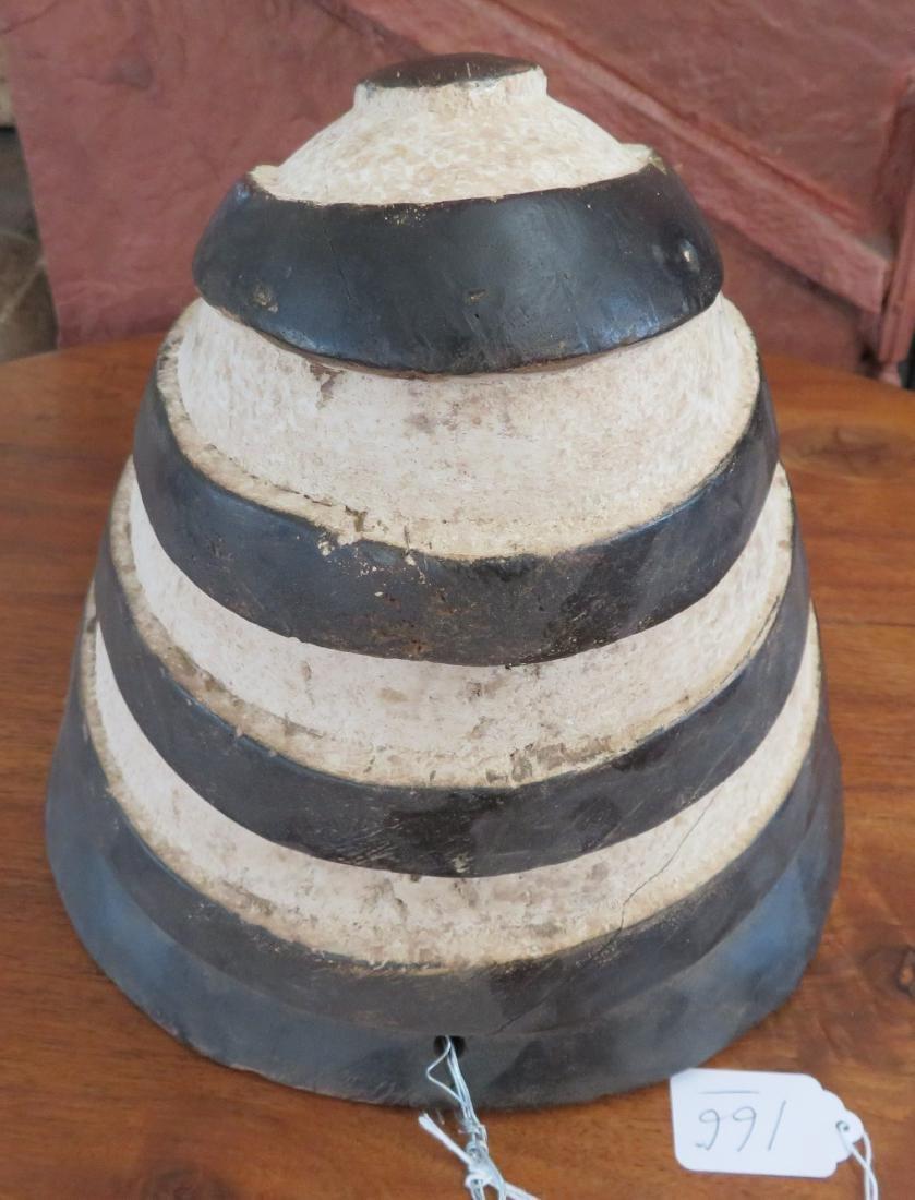 Yoruba Gelede Mask - 4