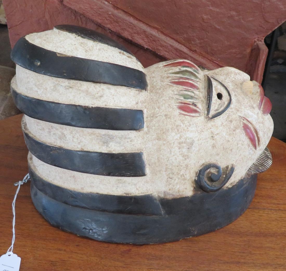 Yoruba Gelede Mask - 5