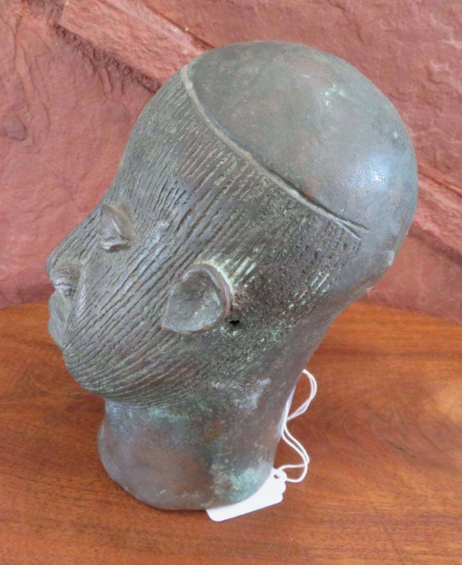 African Ife Bronze w/Report - 3