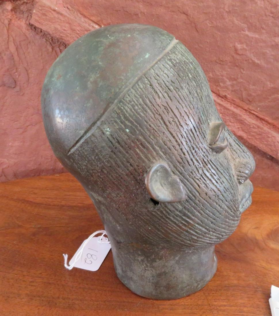 African Ife Bronze w/Report - 5