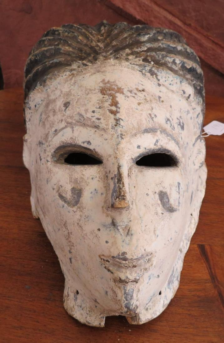 African Fang Mask - 2