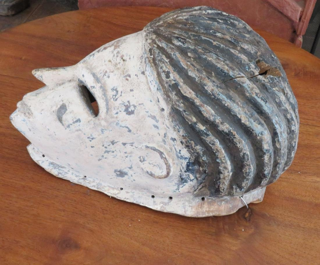 African Fang Mask - 3