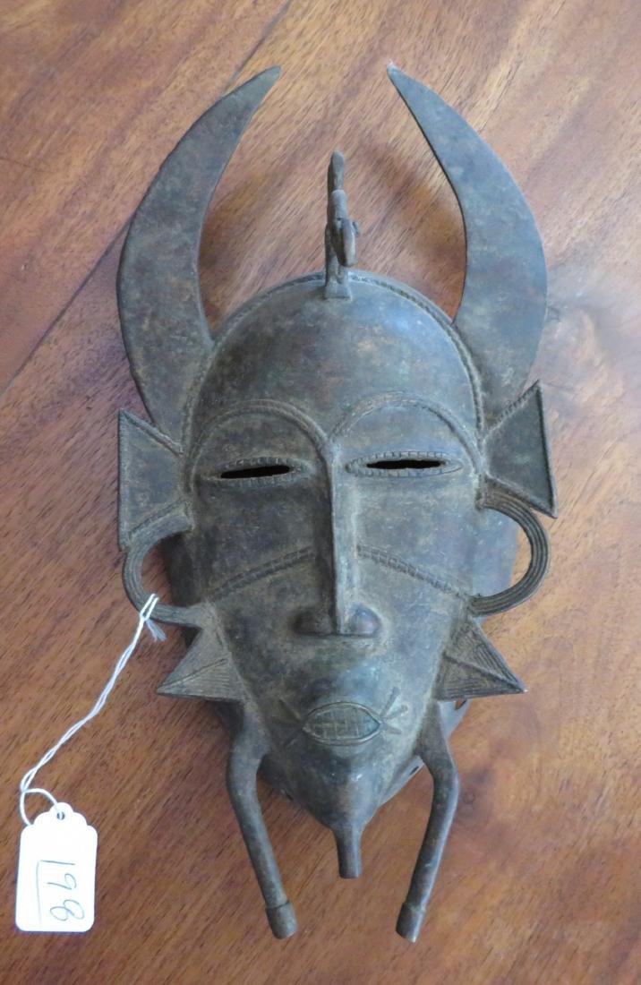African Senufo Kpelie Bronze
