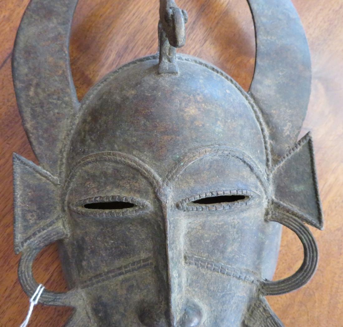 African Senufo Kpelie Bronze - 4