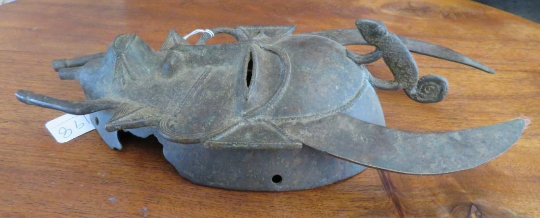 African Senufo Kpelie Bronze - 5
