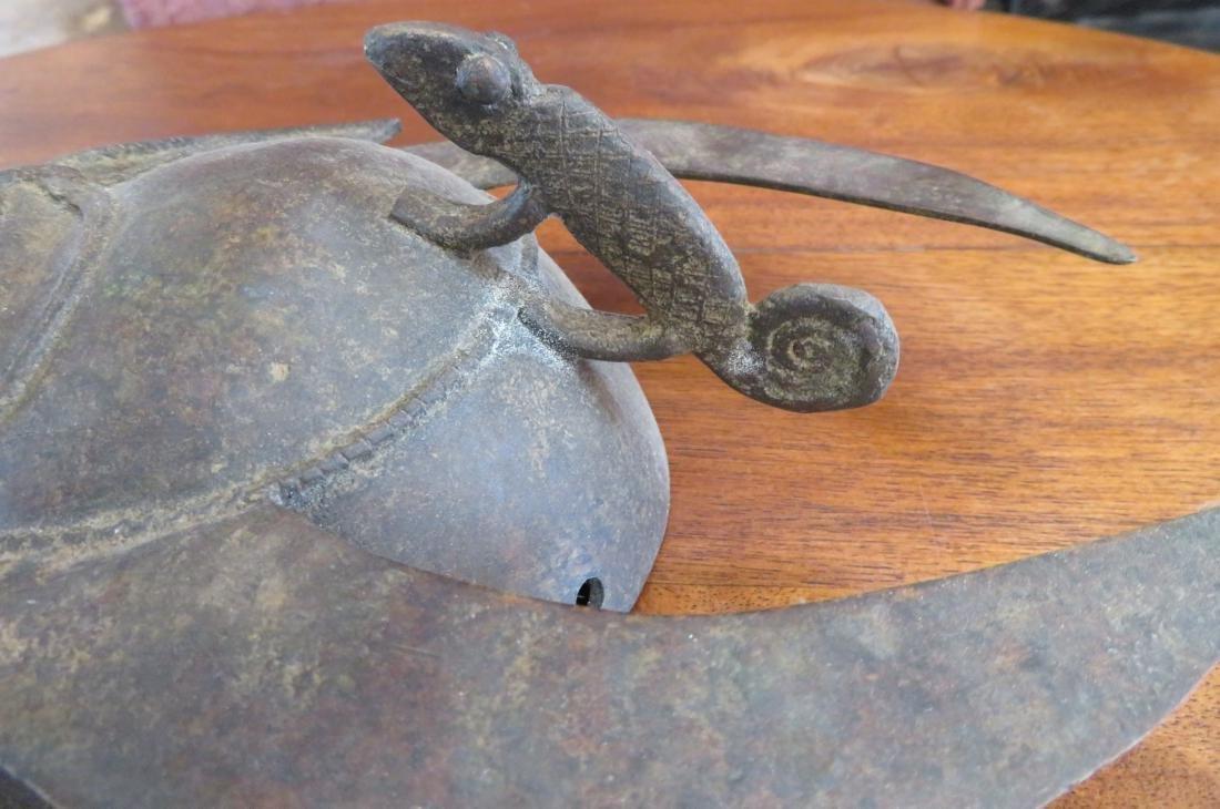 African Senufo Kpelie Bronze - 6