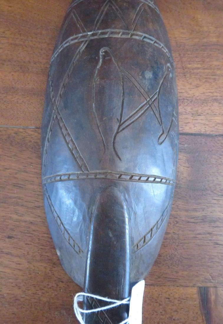 African Dan Ceremonial Spoon - 8