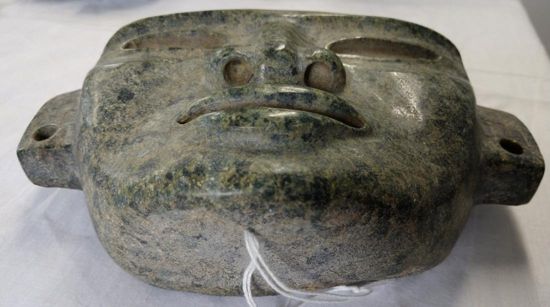 Teotihuacan Fine Mask - 9