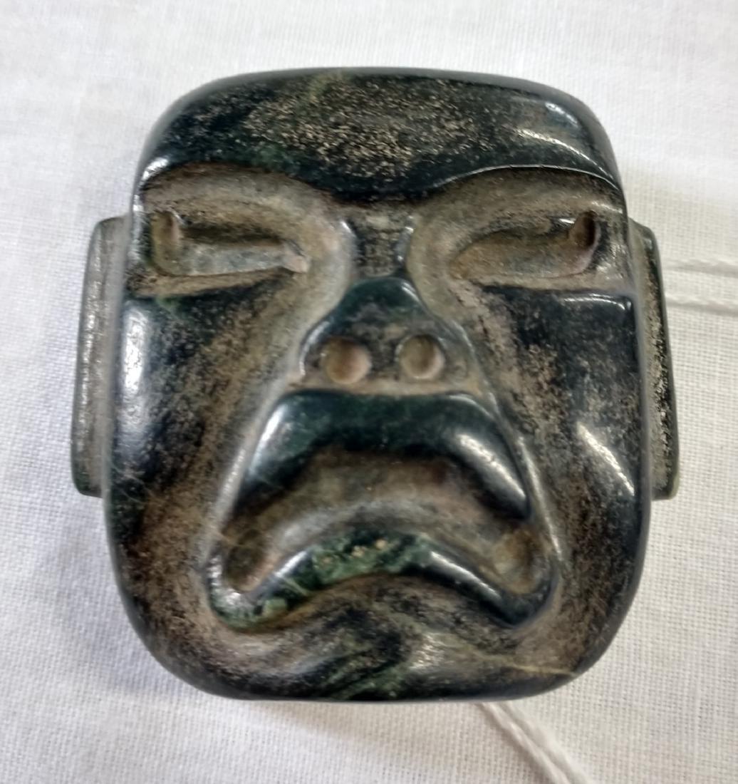 Olmec Maskette