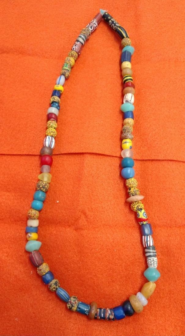 Millefiori Trade Beads - 8
