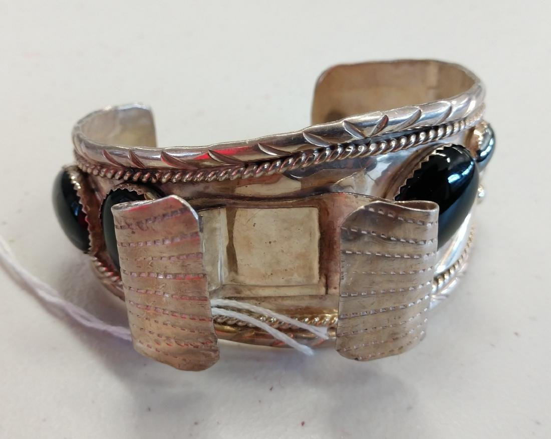Navajo Watch Bracelet