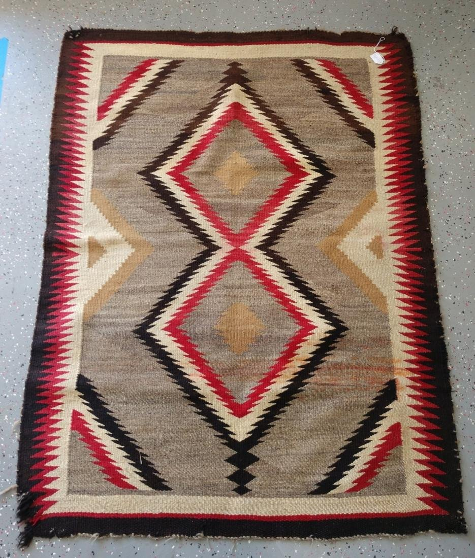 Navajo Weaving - 9
