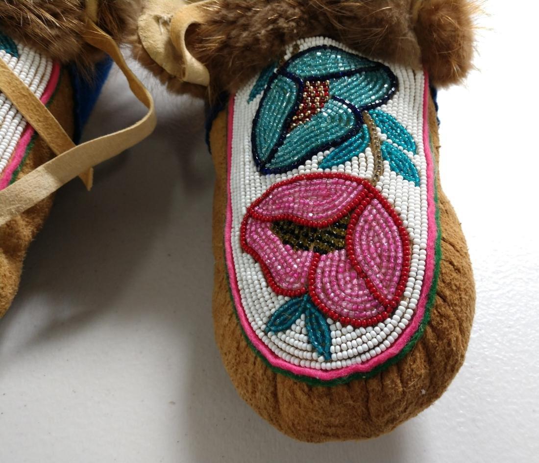 Cree Moccasins - 2