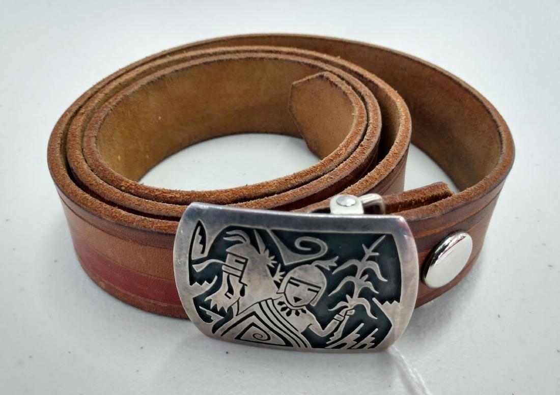 Native American Belt