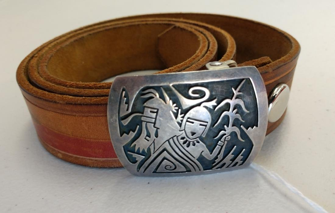Native American Belt - 2